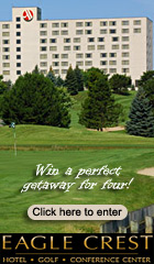 Win A Perfect Golf Getaway at Eagle Crest