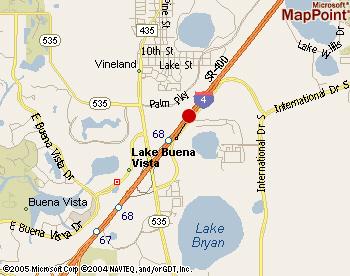Fairfield Inn Lake Buena Vista Florida hotel resort accommodations