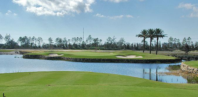 Hammock Beach Resort 07 Conservatory Course Florida Golf