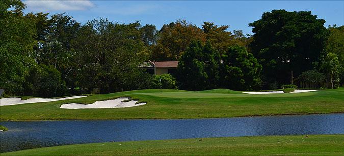 Florida Golf Course Review - Jacaranda Golf Club East Course