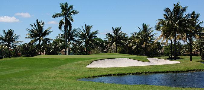 Florida Golf Course Review - Jacaranda Golf Club West Course