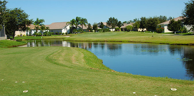 Kings Gate Port Charlotte Florida Golf Course