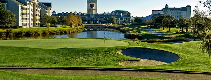 A Review Of The World Golf Village Slammer Amp Squire Course